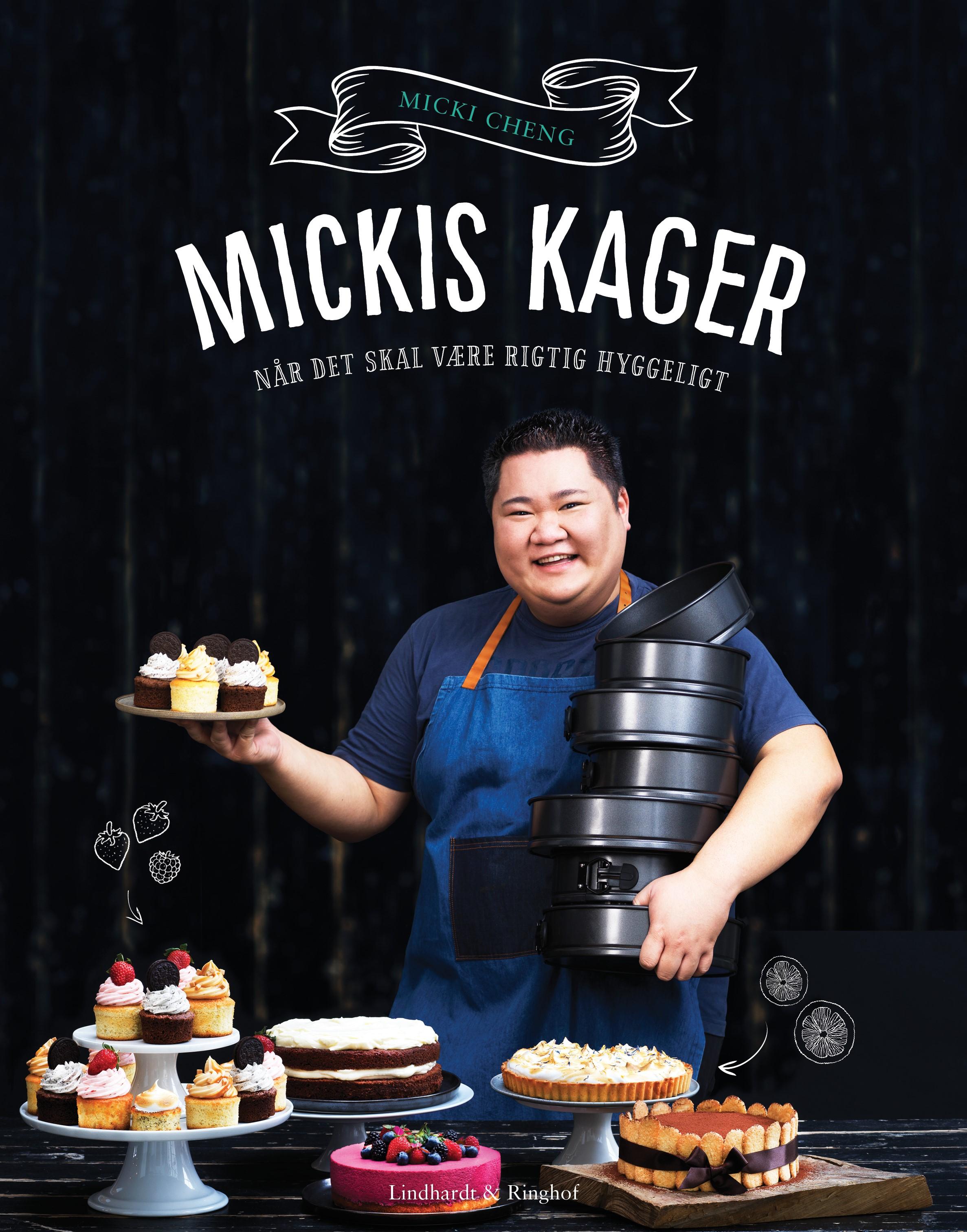 Micki cheng, mickis kager, den store bagedyst, når det skal være rigtig hyggeligt, kage, dessert, interview, hård barndom, hård opvækst, mobning, ultras sorte kageshow