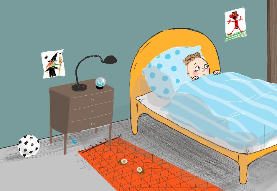 Ella og ollie, dina gellert, pix, pixibog, pixibøger, pottetræning
