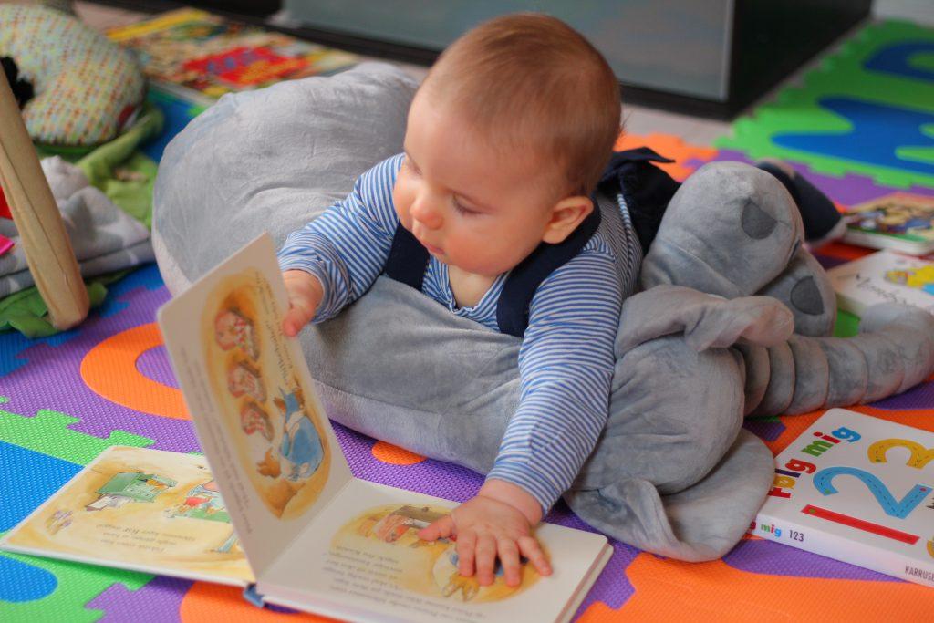 1000 bøger, literacy, tidlig literacy, højtlæsning, dialogisk læsning