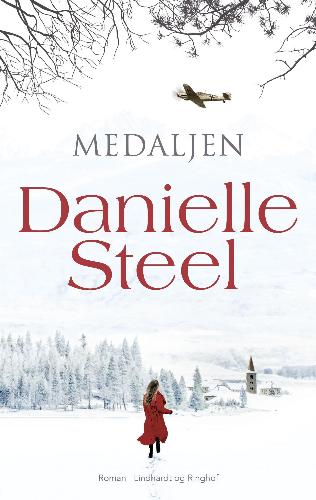 Medaljen, Danielle Steel, kærlighedsroman, kærlighedsromaner