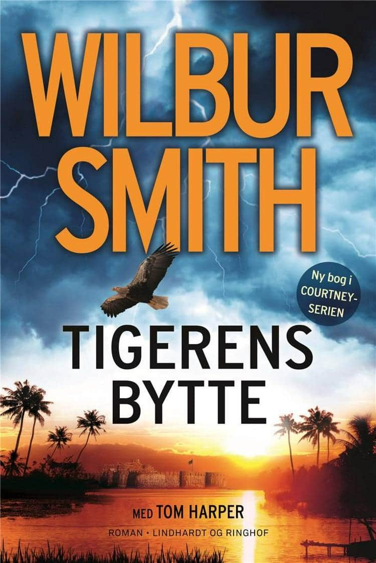 Tigerens bytte, Wilbur Smith, Courtney-serien