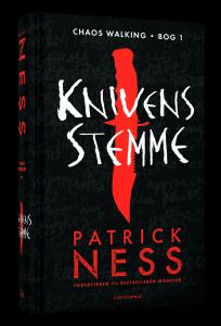 Knivens stemme, Patrick Ness