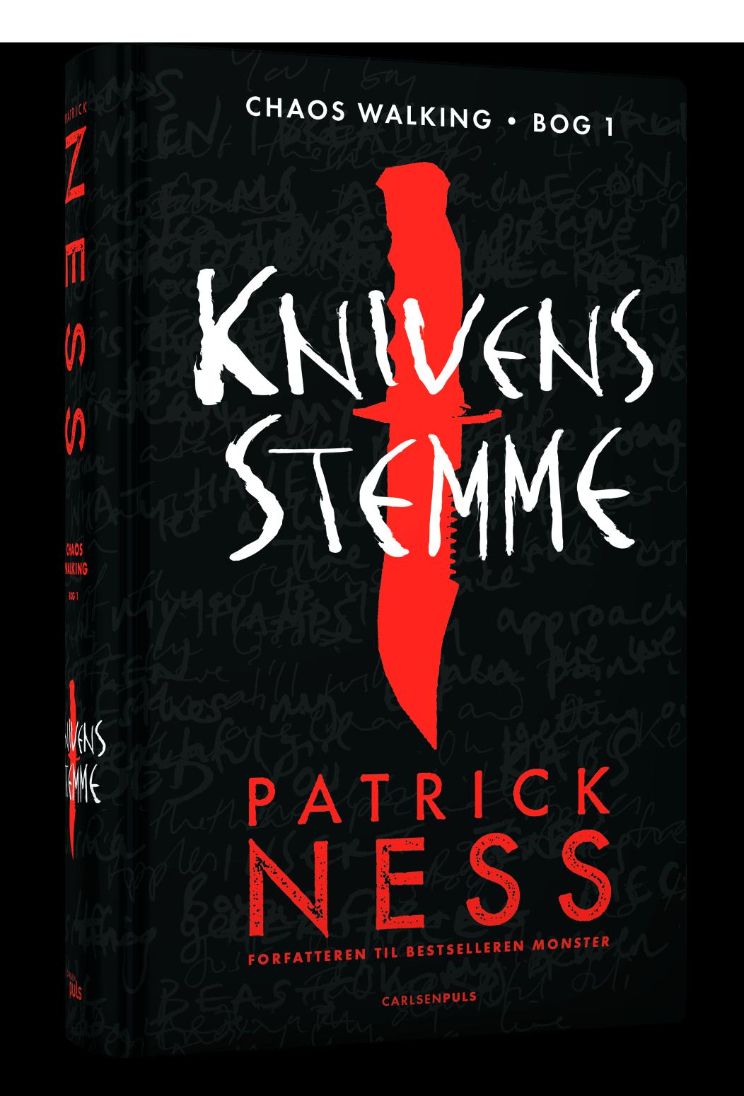 Knivens stemme, Patrick Ness, sommerlæsning, ferielæsning