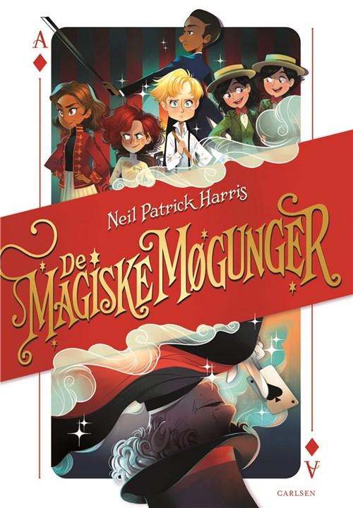 Magiske møgunger, de magiske møgunger, højtlæsning, neil patrick harris