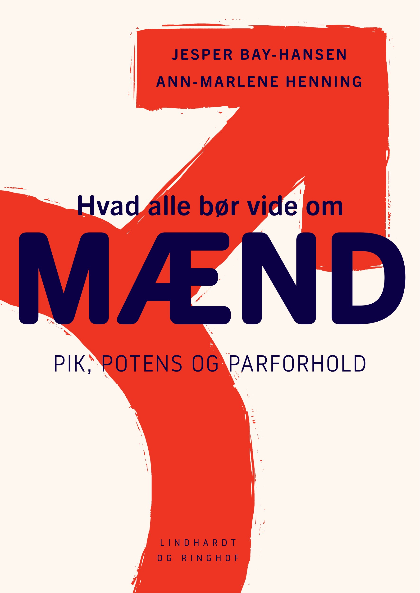 Hvad alle bør vide om mænd, Jesper Bay-Hansen, Ann-Marlene Henning, manglende sexlyst