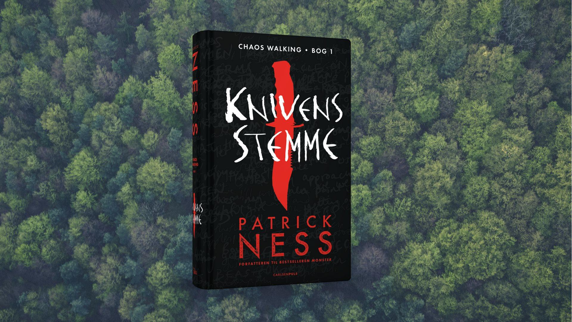 Knivens stemme, Patrick Ness, Chaos Walking