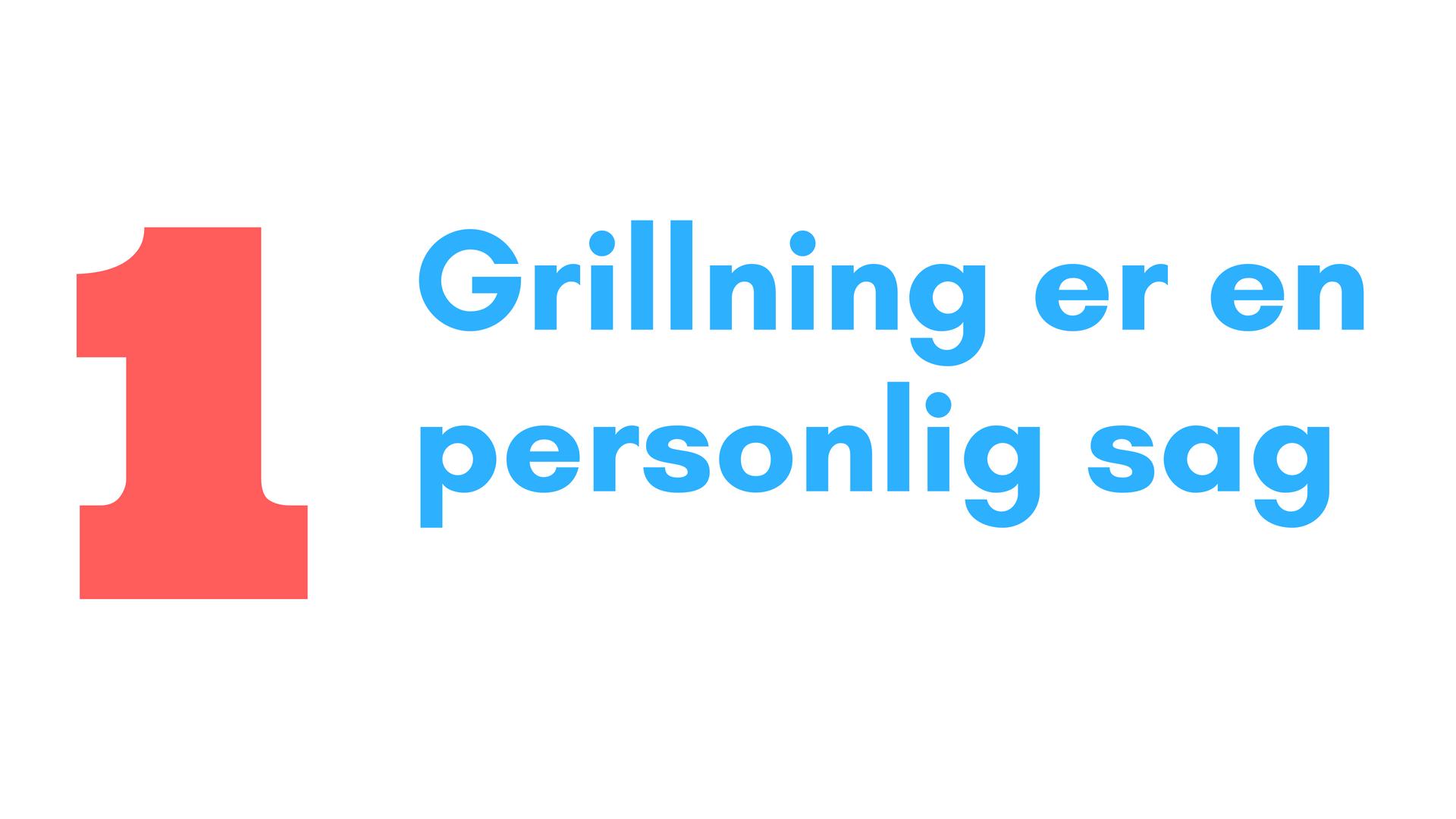 Grilltrend, Grill, Mad, Kød, Madlavning, Kogebog, Weber, Grillmad, Personlighed, Grillmester