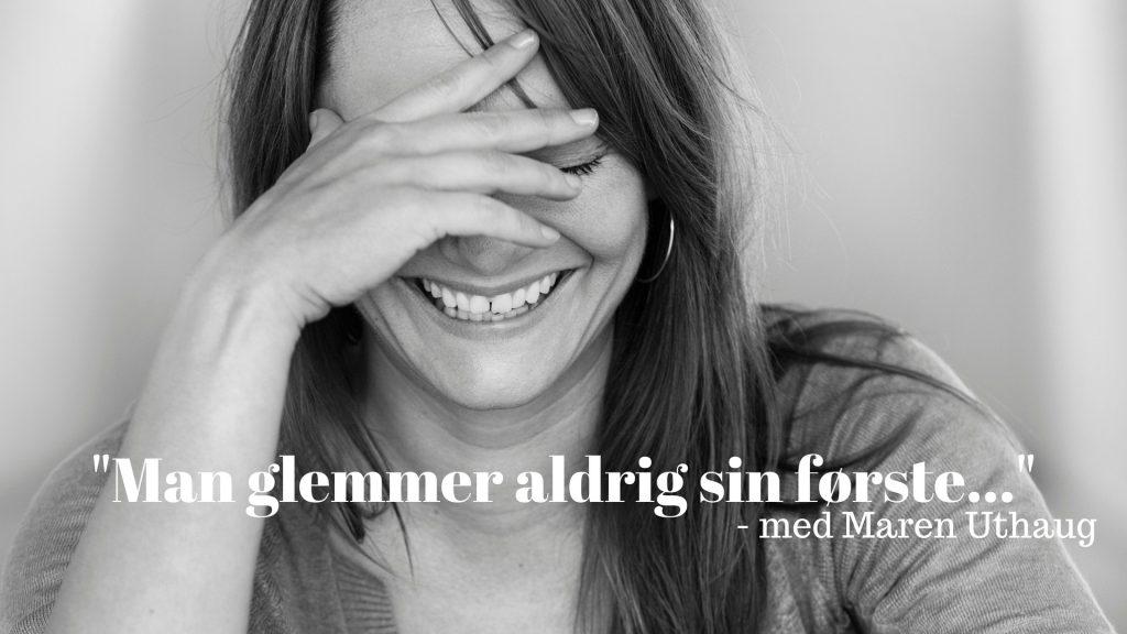Maren Uthaug, debut, debutroman, Og sådan blev det, føljeton