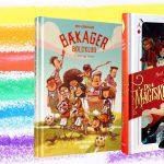 Ferielæsning: 10 forrygende bogserier til de 8-12-årige