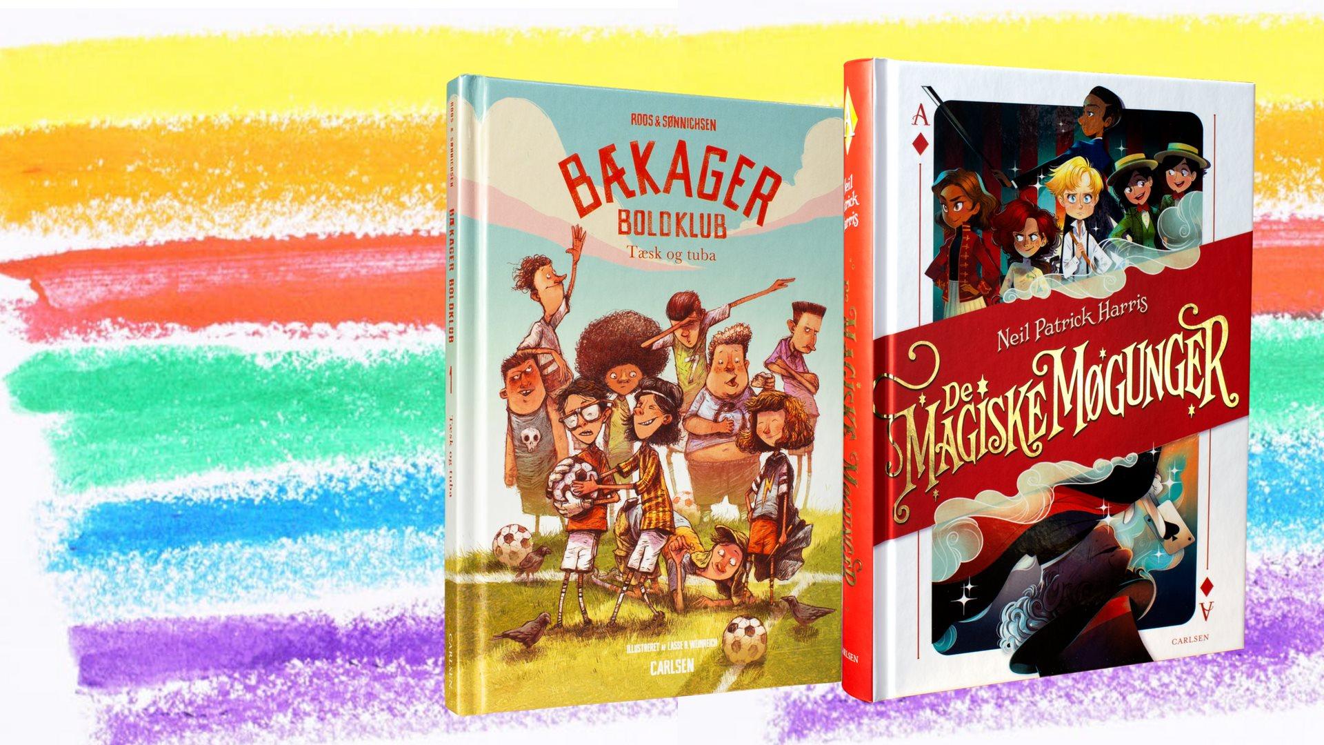 de magiske møgunger, lige børn leger bedst, feriebog, feriebøger, ferielæsning, højtlæsning, høtjlæsningshygge, sommerbogen, sommerbøger, 5-9-årig, 8-12-årig