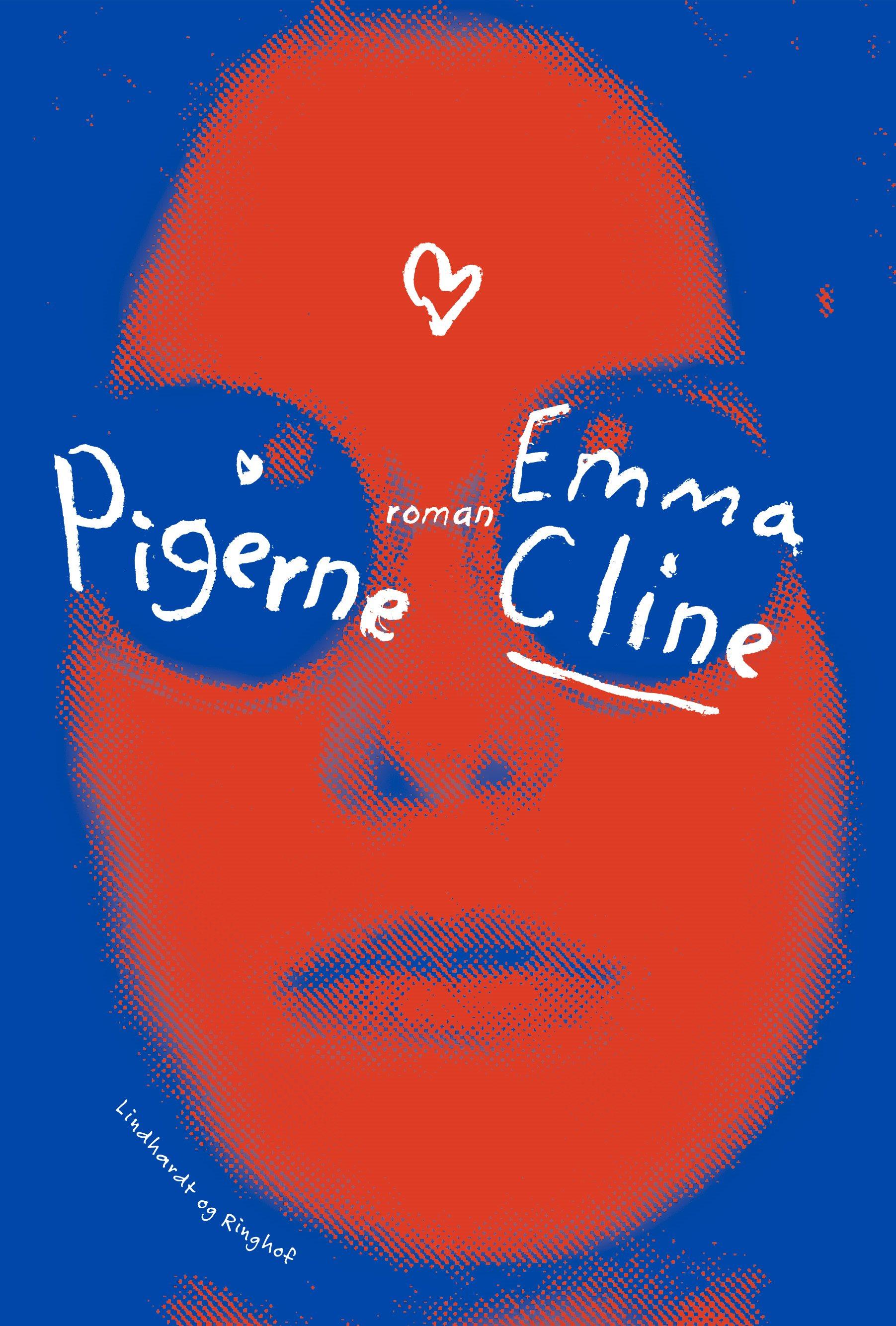 Emma Cline, Pigerne, teenage, YA, Young Adult, Kult, Ungdomsbog, Coming of age story, gruppedynamik