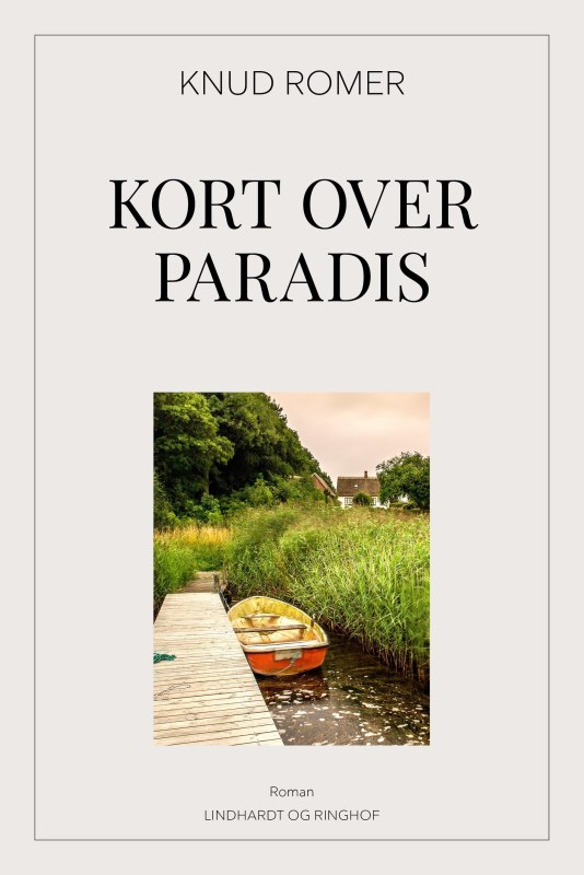Kort over Paradis, Knud Romer