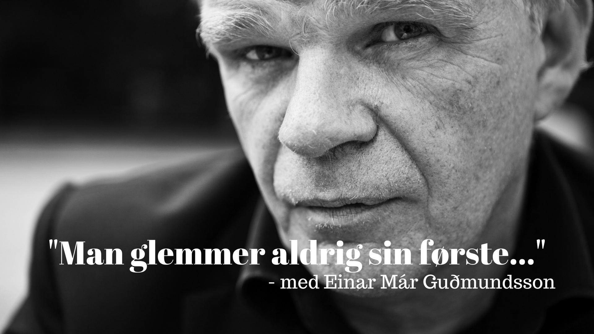 islandsk forfatter gudmundsson