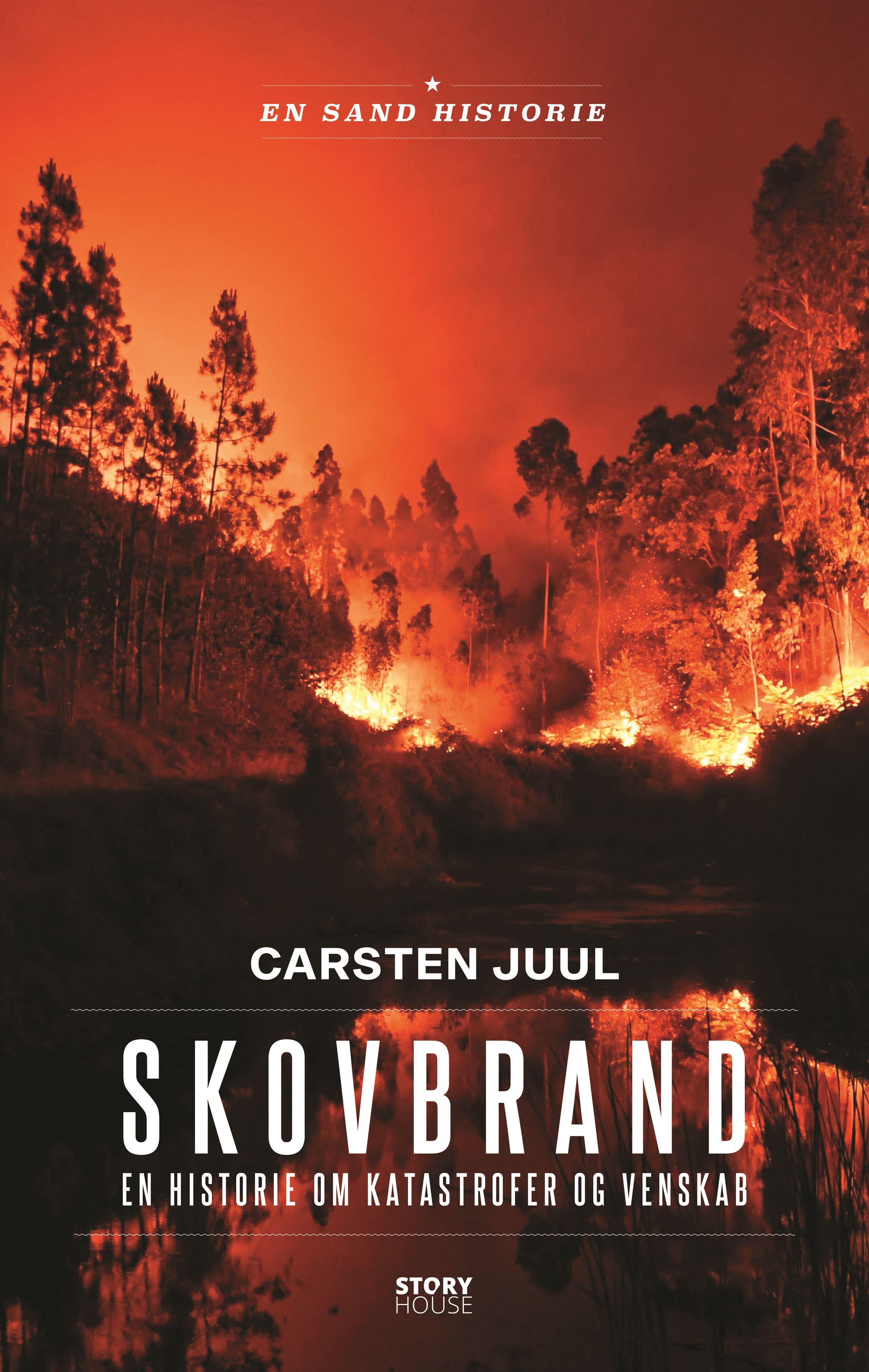 Skovbrand, en sand historie, en sand fortælling, ild, flammer, katastrofer, venskab, true story, virkelige hændelser, storyhouse, carsten juul, australien