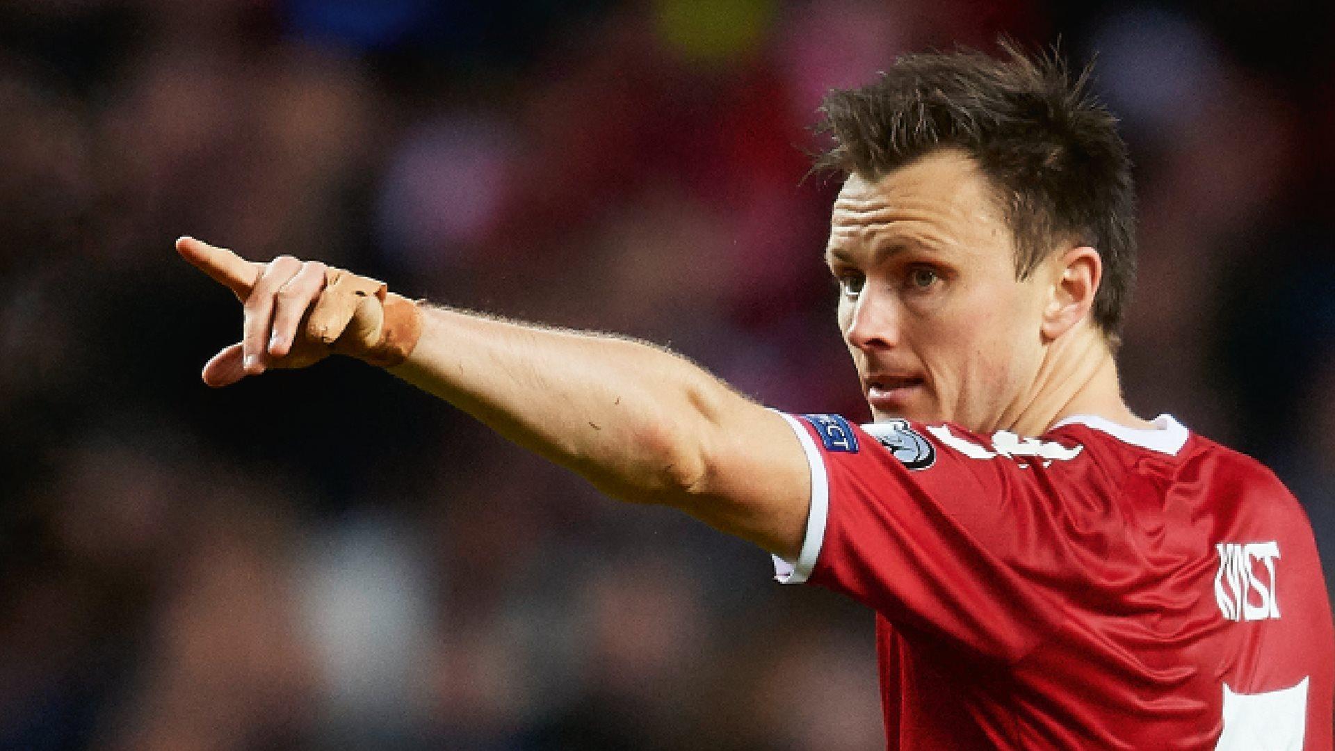 William Kvist, Jagten på frihed, fodbold, VM 2018