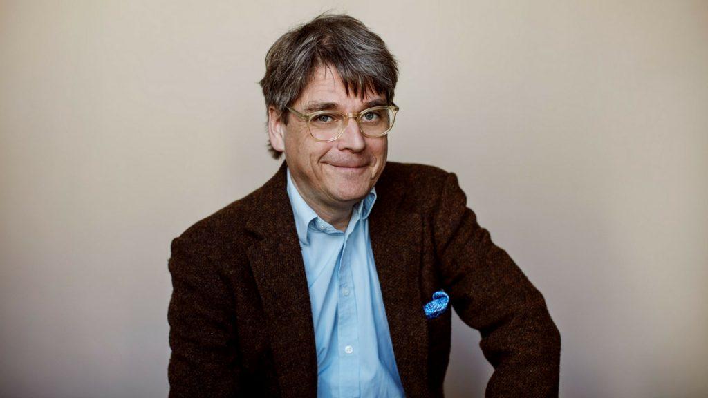 Peter Lund Madsen, Frihedens pris, interview