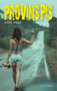 Provinspis, Ditte Wiese, YA, young adult, ungdomsbog, ungdomsbøger