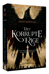 Det korrupte rige, six of crows, kragens kald, leigh bardugo, ya, ya fantasy, young adult