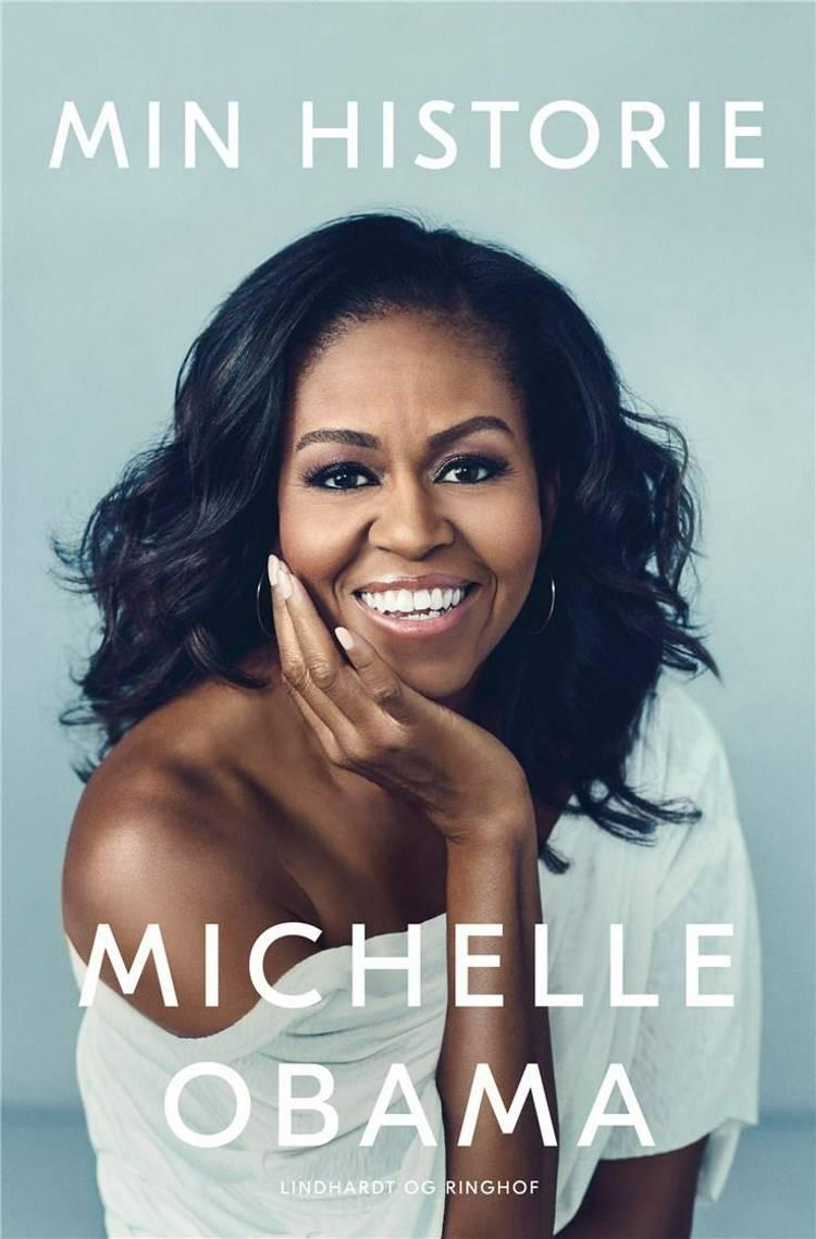 Michelle Obama, Min historie, sommerlæsning 2018