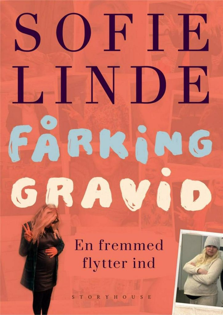 Sofie Linde, Fårking gravid, sommerlæsning 2018
