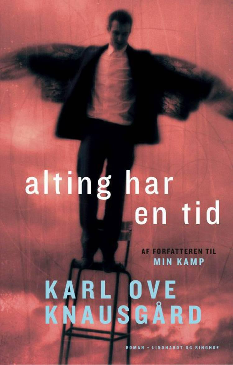 Karl Ove Knausgård, Alting har en tid, sommerlæsning 2018