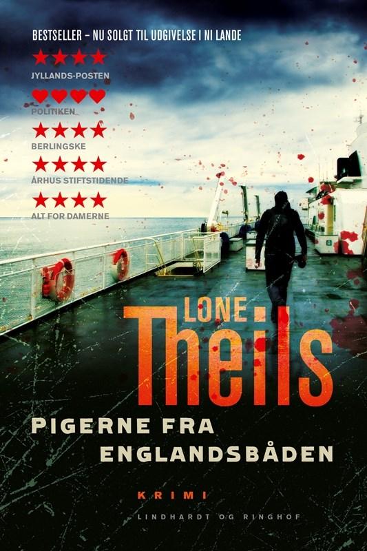 Lone Theils, Pigerne fra Englandsbåden, debutserie, Man glemmer aldrig sin første ...