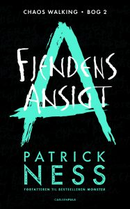 Fjendens ansigt, chaos walking, patrick ness