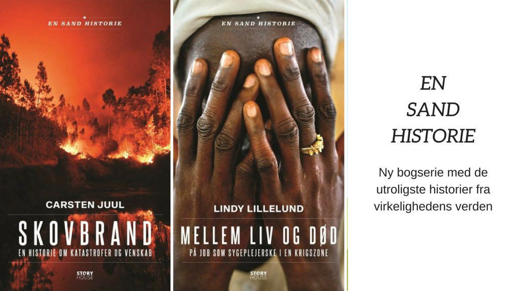 En sand historie, Storyhouse, Skovbrand, Mellem liv og død