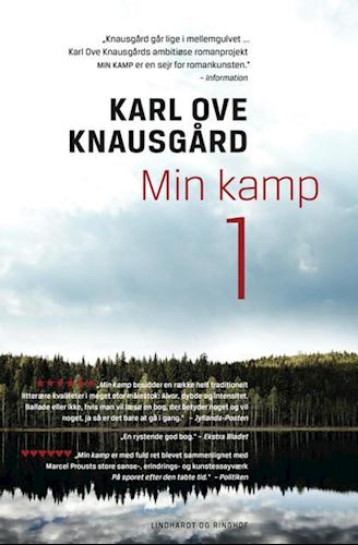 Min kamp, Karl Ove Knausgård, Knausgård