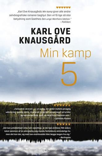 Knausgård, Karl Ove Knausgård, Min kamp