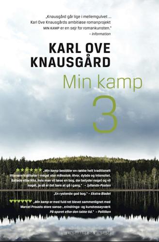 Karl Ove Knausgård, Knausgård, Min kamp