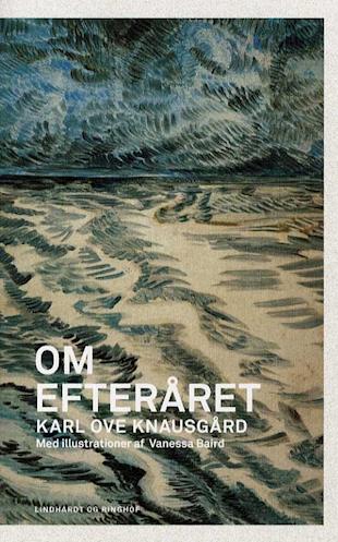 Om efteråret, Knausgård, Karl Ove Knausgård