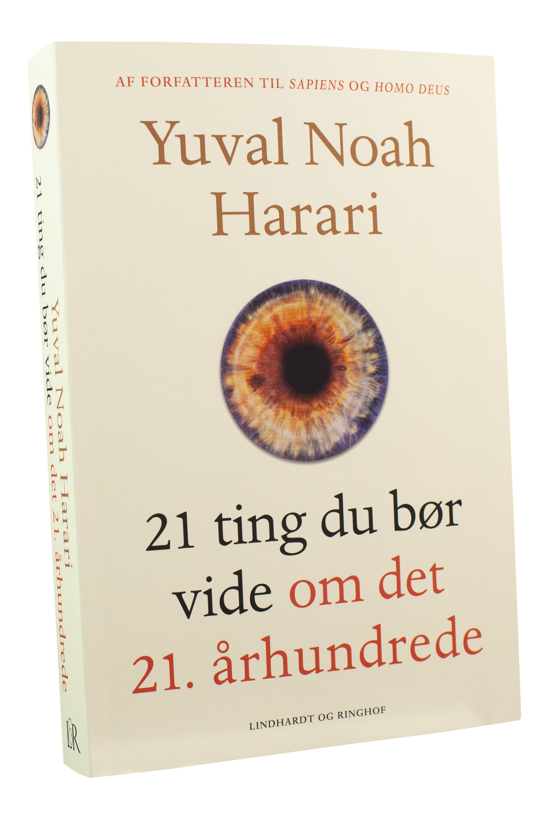 21 ting du bør vide om det 21. århundrede, Yuval Noah Harari, Yuval Harari