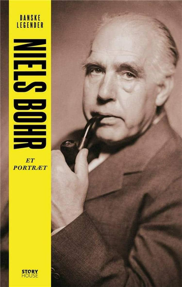 Niels Bohr, biografi, portræt