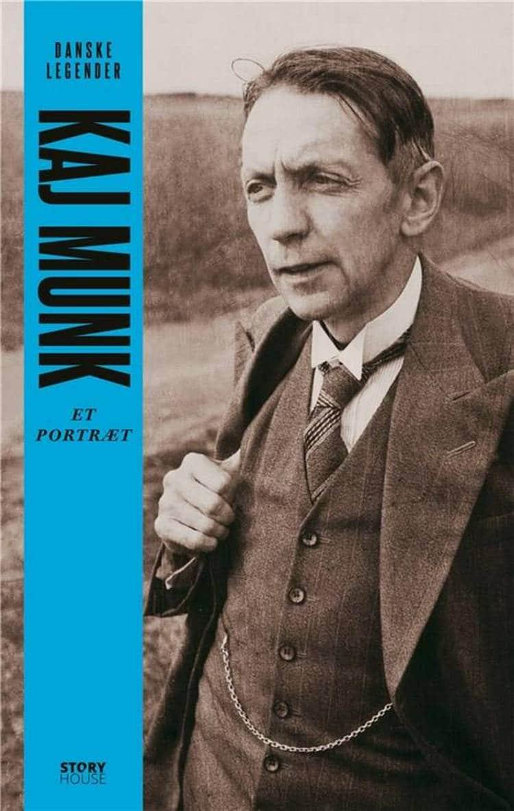 Kaj Munk, portræt, biografi