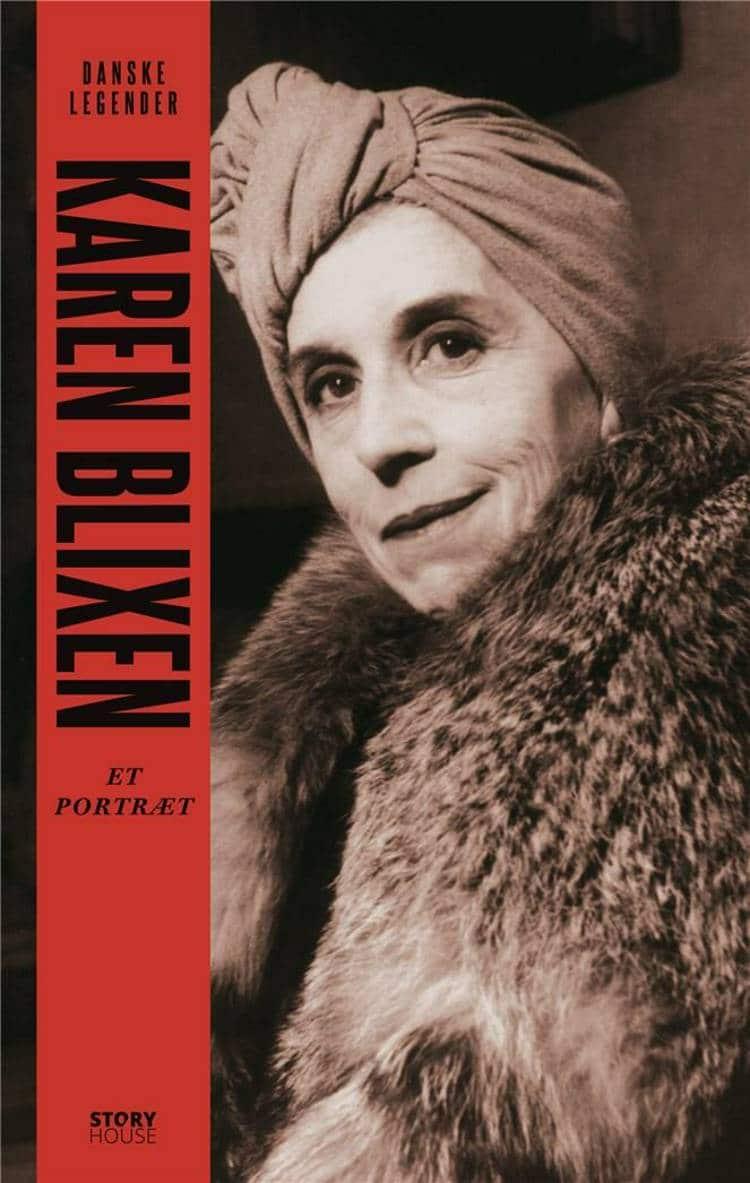 Karen Blixen, portræt, biografi, danske legender