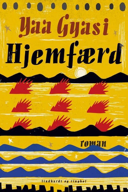 Hjemfærd, Yaa Gyasi, slægtsroman, historisk roman, amerikansk roman, slaveri