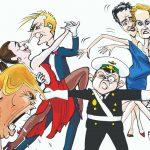 Satiretegner Jens Hage: Jeg tager mig ikke af 'ævle bævle' på sociale medier