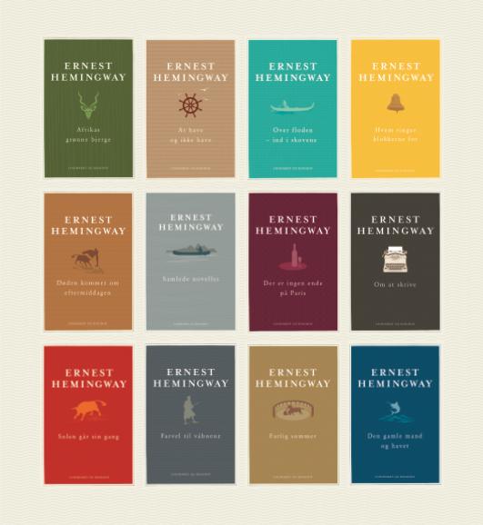Hemingway, klassikere, Kom i gang med Hemingway, Steffen Jacobsen, Føljeton, Ernest Hemingway