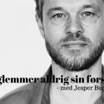 Jesper Bugge Kold om sin debut: Jeg spillede kostbar i 4-5 sekunder, inden jeg takkede ja