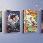 Fire Carlsen-bøger nomineret til Orlaprisen 2018