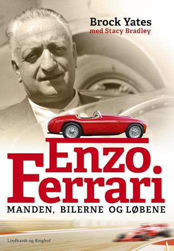 Enzo Ferrari, Ferrari, Brock Yates, Ferrari biografi, motorsport