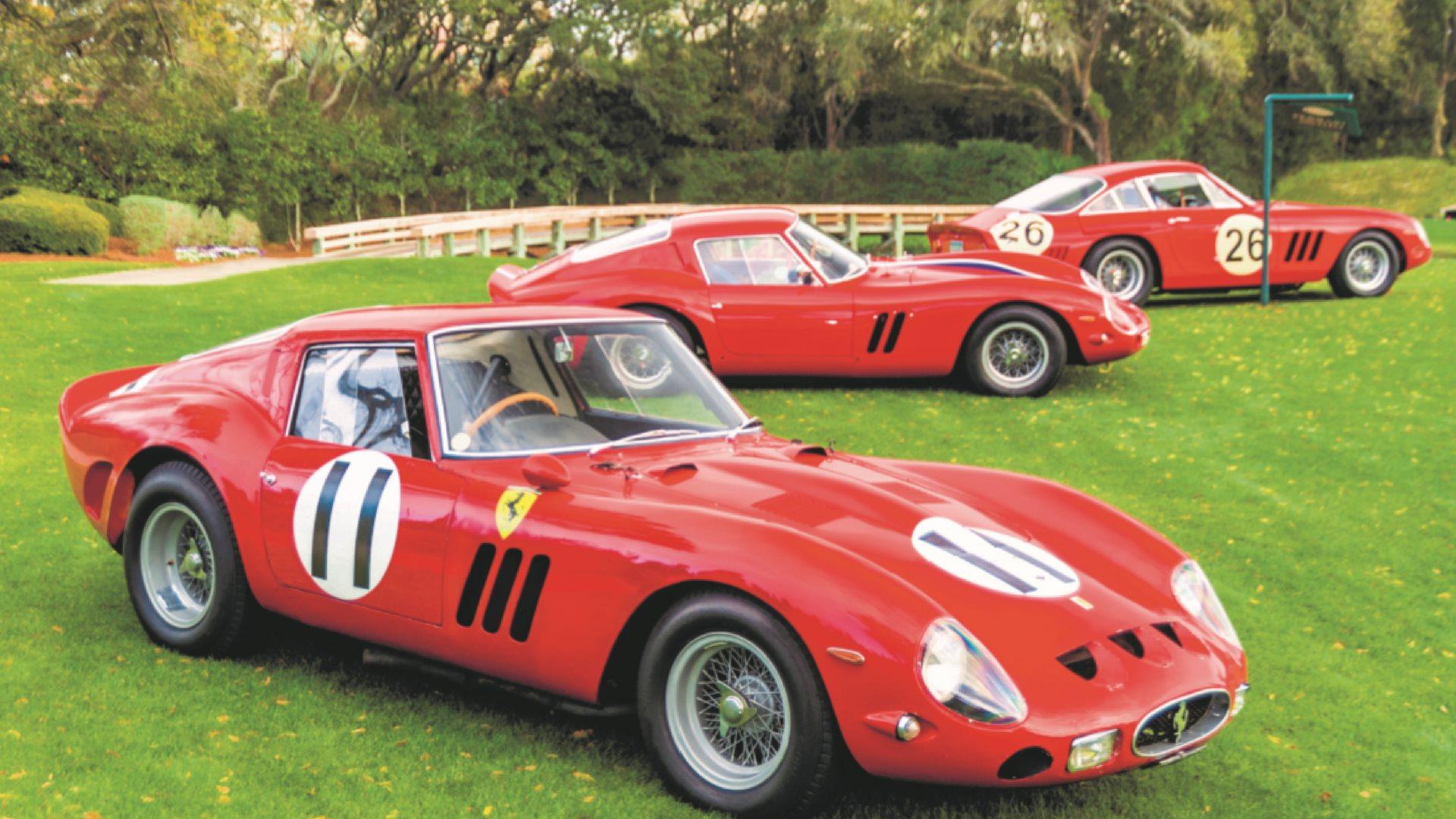 Ferrari, Enzo Ferarri, racerbil, motorsport