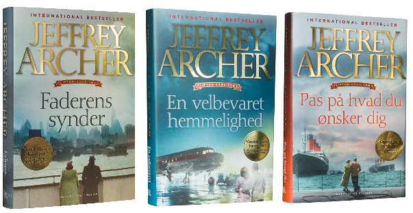 Jeffrey Archer, Clifton-krøniken