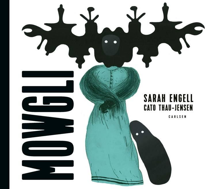 Mowgli, Sarah Engell, Cato Thau-Jensen, billednovelle, Carlsens billednoveller