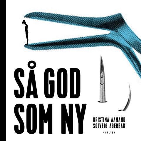 Så god som ny, Kristina Aamand, Solveig Agerbak, Carlsens billednoveller, billednovelle