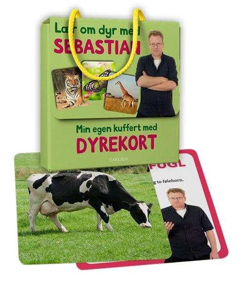 Sebastian Klein, dyrebog, børnebog, børnebøger, papbog, papbøger, bøger til de mindste,