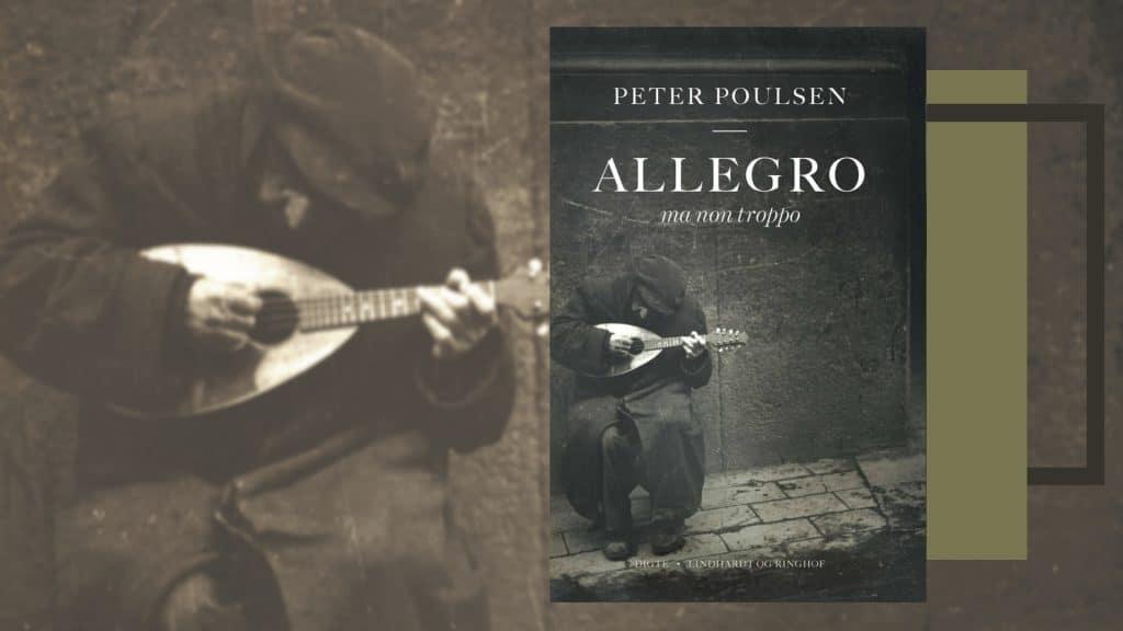 Allegro, Peter Poulsen, digte