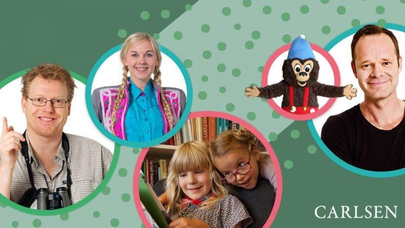 Bogforum, bogforum 2018, forlaget carlsen, børnebogsforum