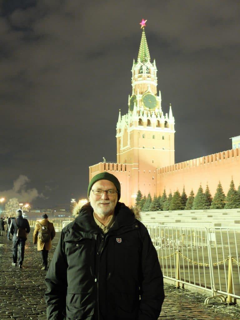 Leif Davidsen, Tag ikke imod en pølse i Moskva
